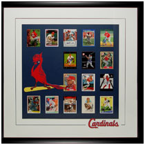 St. Louis Cardinals - Baseball Card Collection