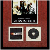 3 Doors Down - CD & Autographed Poster