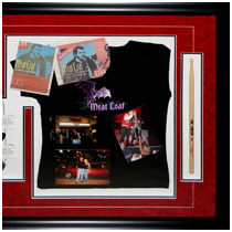 Meat Loaf - Concert Tickets, T-Shirt, Photos & Drumstick