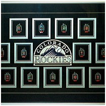 Colorado Rockies - 1998 All Star Game - National League Commemorative Pins