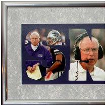 Kansas State Wildcats Football Coach - Bill Snyder Photos