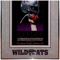 Kansas State University - Commemorative Poster
