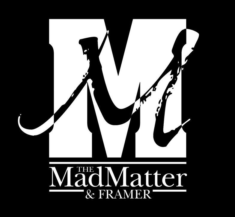 Family Heirlooms Framed by The Mad Matter & Framer